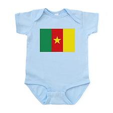 Cameroon flag Onesie