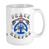Peace Keeper Guns Coffee Mug