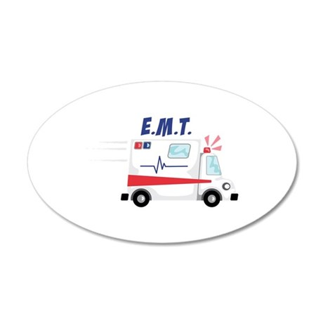 E.M.T Wall Decal
