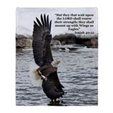Eagle Fleece Blankets