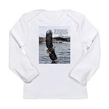 Wide Winged Wonder Long Sleeve T-Shirt