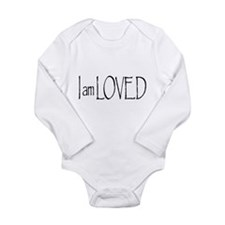I AM LOVED Body Suit