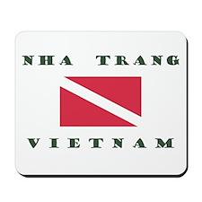 Nha Trang Vietnam Dive Mousepad