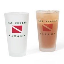 Las Perlas Panama Dive Drinking Glass