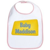 Baby Maddison Bib