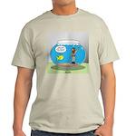 Fishbowl Hard Hat Diver Light T-Shirt