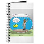 Fishbowl Hard Hat Diver Journal