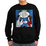 Dentist Dating Sweatshirt (dark)