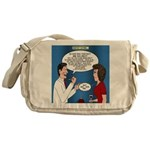 Dentist Dating Messenger Bag