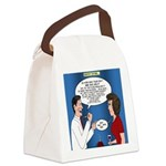 Dentist Dating Canvas Lunch Bag