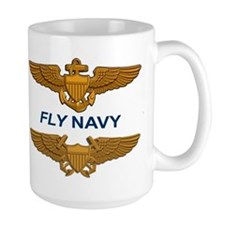 A-6 Intruder Va-305 Lobos Coffee Mug