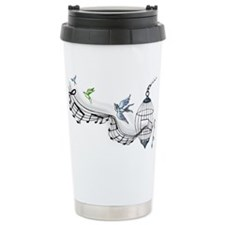 The Key to Freedom Travel Mug