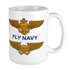 A-6 Intruder Va-85 Black Falcons Mug