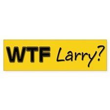 Larry 2.0 Bumper Bumper Sticker
