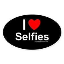 Selfies Decal