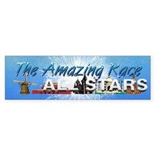 The Amazing Race Bumper Sticker