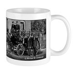 Horse-drawn Fire Engine Mug