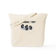 Custom Dumbbells Tote Bag
