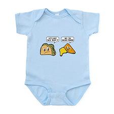 Let's Just Taco 'Bout It Infant Bodysuit