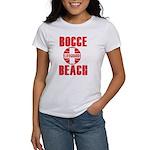 Bocce Beach Women'S Women'S T-Shirt