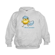 Personalized Hatching Chick Hoodie