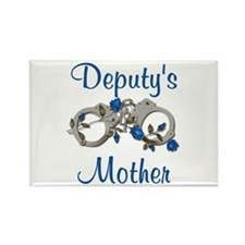 Deputy's Mother Rectangle Magnet
