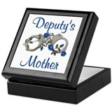Deputy's Mother Keepsake Box