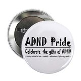 ADHD Pride button (100 pack)