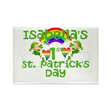 Baby St. Patricks Day Magnets