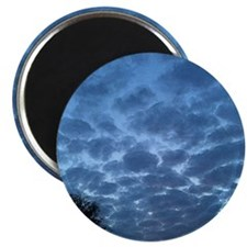 Cloudy Evening Magnet