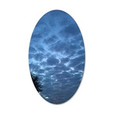 Cloudy Evening Wall Decal
