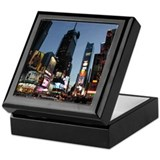 New York Times Square Keepsake Box