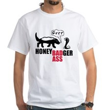 Honey Badger BadAss T-Shirt