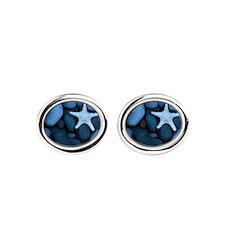Blue_Starfish Cufflinks