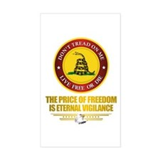 (DTOM) The Price of Freedom Decal
