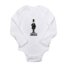 ABRAHAM LINCON Body Suit