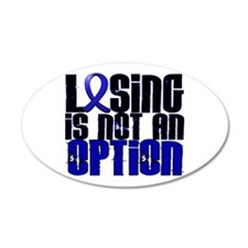 Losing Not Option Dysautonom Wall Decal