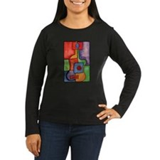 Colorful Guitar T-Shirt