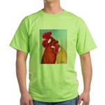 Buttercup Pair Green T-Shirt