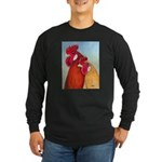 Buttercup Pair Long Sleeve Dark T-Shirt