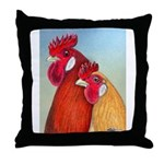 Buttercup Pair Throw Pillow