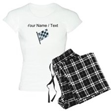 Custom Checkered Flag Pajamas
