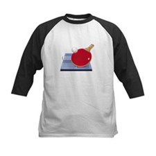 Table Tennis Icon Baseball Jersey