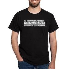 Air Traffic Controllers Designs T-Shirt