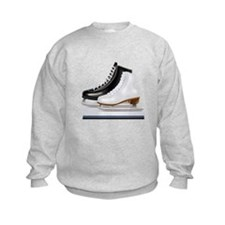 Figure Skating Skates Sweatshirt