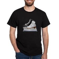 Figure Skating Skates T-Shirt