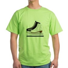 Figure Skating Skates T-Shirt