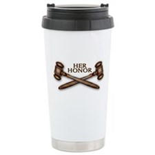 Funny Peace honor Travel Mug