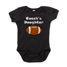 Football Coachs Daughter Baby Bodysuit