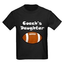 Football Coachs Daughter T-Shirt